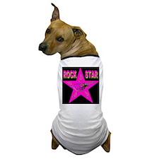Rock Star Sinful Cyan Dog T-Shirt