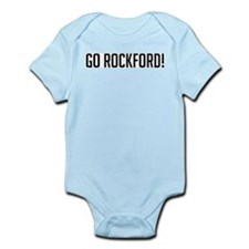 Go Rockford! Infant Creeper