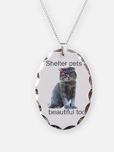 Shelter Pets Necklace