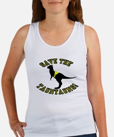 Save The Tauntauns! Women's Tank Top