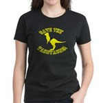 Save The Tauntauns! Women's Dark T-Shirt
