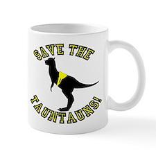 Save The Tauntauns! Small Mug