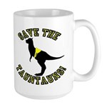 Save The Tauntauns! Large Mug