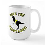 Save The Tauntauns! Large Mug