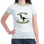 Save The Tauntauns! Jr. Ringer T-Shirt