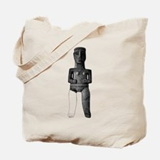 Ancient Colombian Goddess Tote Bag