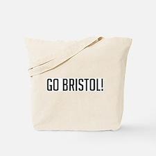 Go Bristol! Tote Bag