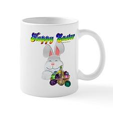 Easter Bunny Happy Easter Mug