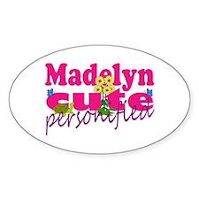 Cute Madelyn Decal