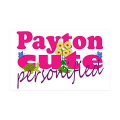 Cute Payton 38.5 x 24.5 Wall Peel