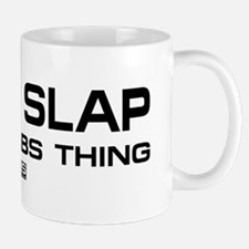 NCIS: Head Slap Mug