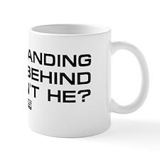 NCIS: Right Behind Mug