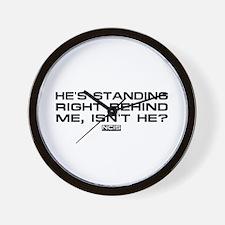 NCIS: Right Behind Wall Clock
