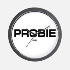 NCIS: Probie Wall Clock