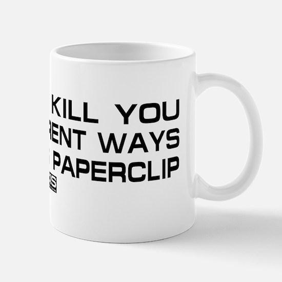 NCIS: Paperclip Mug