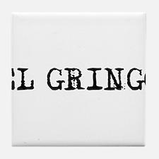 El Gringo Tile Coaster