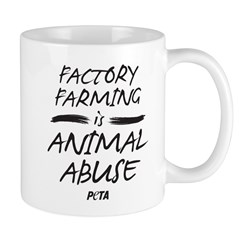 Factory Farming II Small Mug