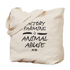 Factory Farming II Tote Bag