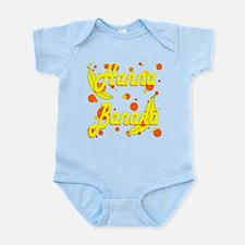 Hanna Banana Infant Bodysuit