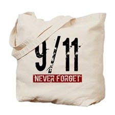 Never Forget Tote Bag
