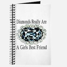 Diamonds are forever Journal