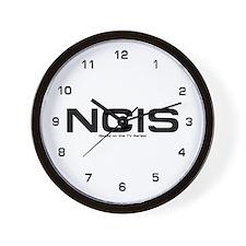 NCIS Wall Clock