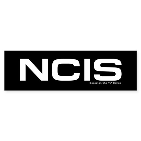 NCIS Sticker (Bumper 10 pk)