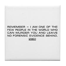 NCIS: Abby Tile Coaster