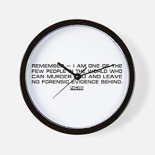 NCIS: Abby Wall Clock