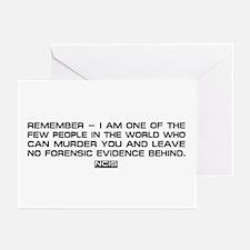 NCIS: Abby Greeting Cards (Pk of 20)