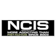 NCIS: Pistachios Bumper Sticker