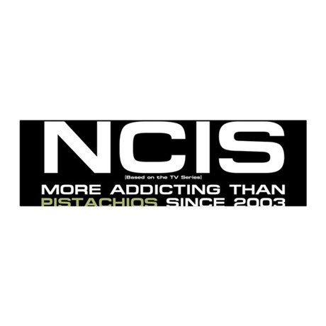 NCIS: Pistachios 42x14 Wall Peel
