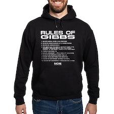 NCIS: Gibbs Rules Hoodie
