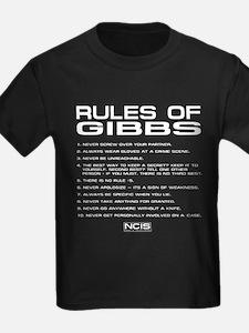 NCIS: Gibbs Rules T