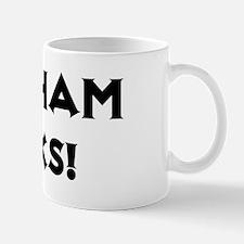 Gresham Rocks! Mug