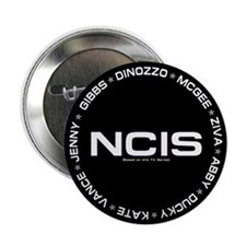 """NCIS: Roster 2.25"""" Button (100 pack)"""