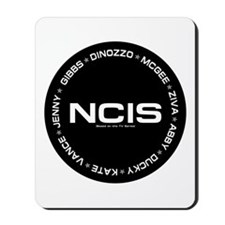 NCIS: Roster Mousepad