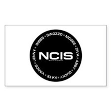NCIS: Roster Decal