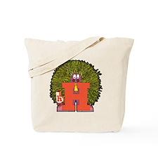 Horrible Hair Tote Bag