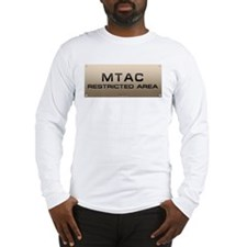 NCIS: MTAC Long Sleeve T-Shirt