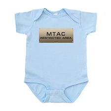 NCIS: MTAC Infant Bodysuit