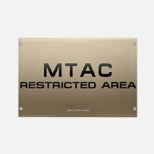 NCIS: MTAC Rectangle Magnet (10 pack)