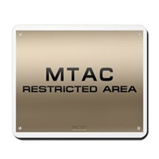 NCIS: MTAC Mousepad