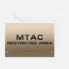 NCIS: MTAC Greeting Cards (Pk of 20)