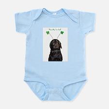 Irish lab Infant Bodysuit