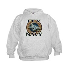 Fly Navy Hoodie