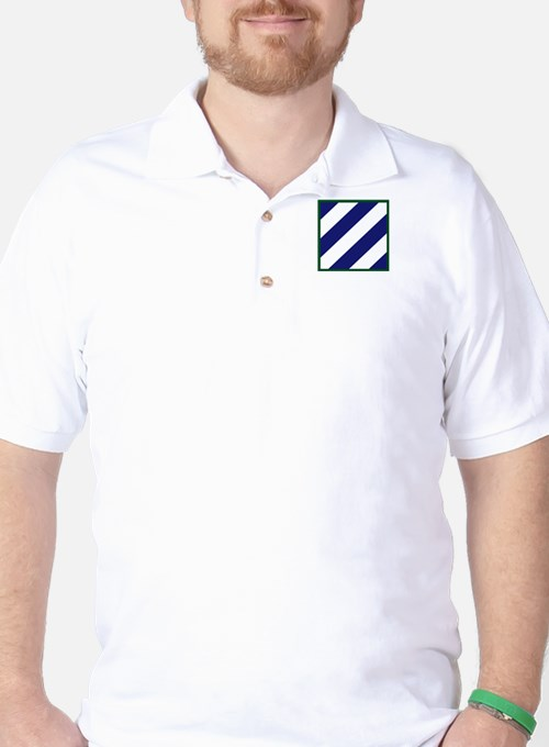 3rd Division Patch T-Shirt