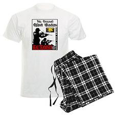 """Seal Team Six!"" Men's Pajamas"