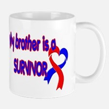 Brother CHD Survivor Mug