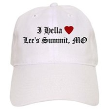 Hella Love Lee's Summit Baseball Cap